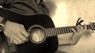 Stratovarius - 4000 rainy nights - acoustic interpretation (cover)