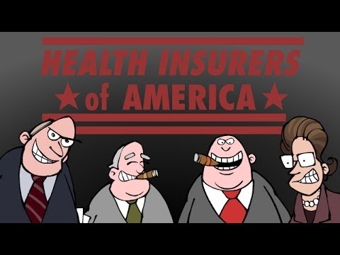 A Message from the Health Insurers of America