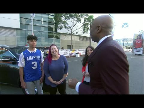 Inside the NBA: Autotrader Car Giveaway