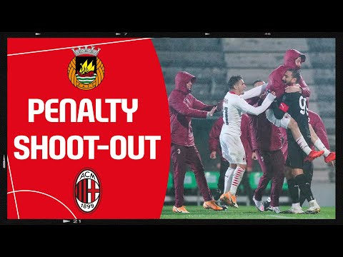 Highlights | Rio Ave v AC Milan: the penalty shoot-out