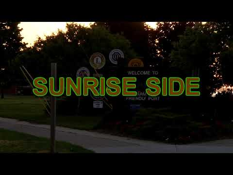 Sunrise Side (Twin Peaks Intro Parody)
