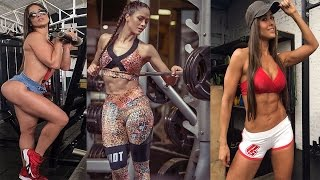 TATIANA USSA GIRARDI - Fitness Model: ► Exercises and Workouts @ Colombia