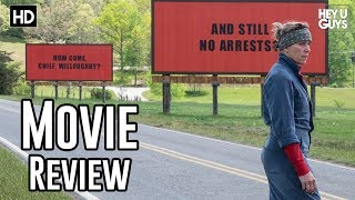 Three Billboards Outside Ebbing, Missouri Movie Review | Frances MacDormand | TIFF17
