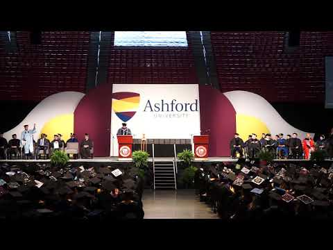 Relive Every Moment | Ashford University Spring 2018 Commencement