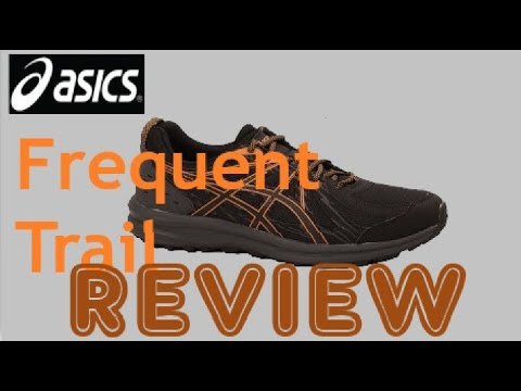 ASICS Frequent Trail running shoe | product review