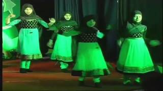 Mercy Like the Rain - 2nd Annual Day Programme - Al Burooj International School
