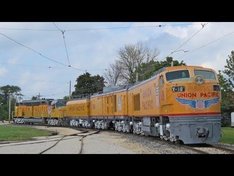 Illinois Railway Museum 60th Anniversary