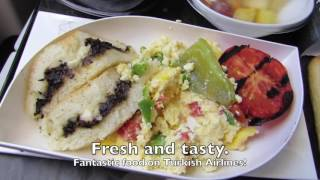 Top 10 Airlines - Top 8 Best Economy class Airline Meals of the world