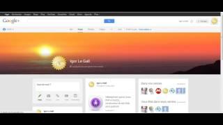 Comment modifier son nom sur Gmail (Youtube, Google +, …)