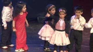 Aao Tumhe Chand Pe Le Jaye - Aanya Performance (KIDZEE)