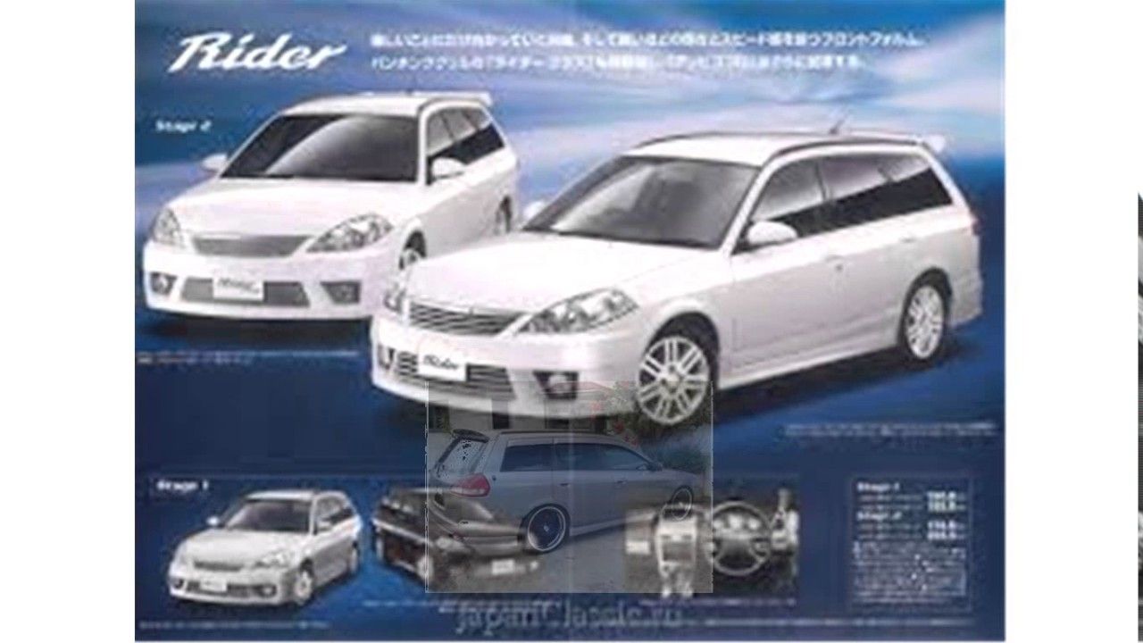 nissan wingroad y11 youtube rh youtube com Customized Nissan Station Wagon Nissan Station Wagon