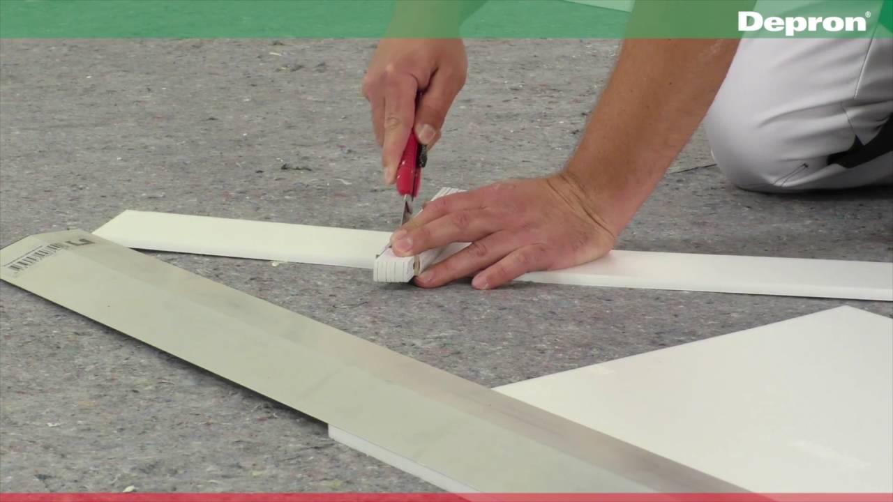 Depron tutorial isolante termico per interni edilizia for Pannelli isolanti termici per interni