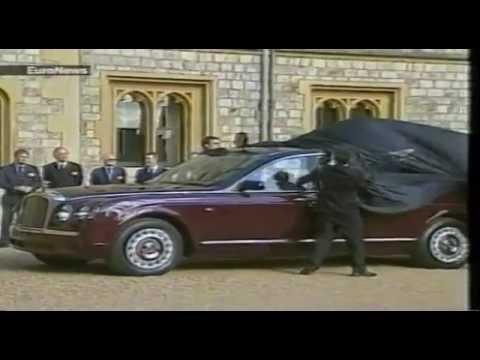 Bentley State Limousine - YouTube