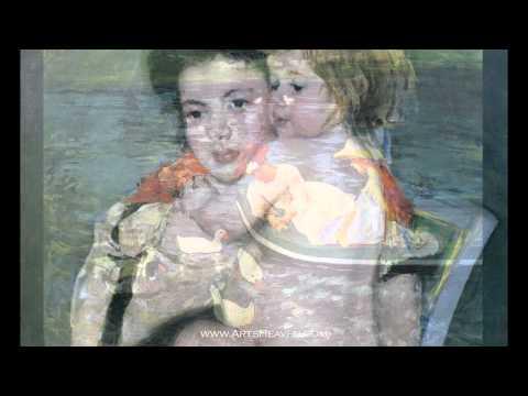 Famous Mary Cassatt Paintings