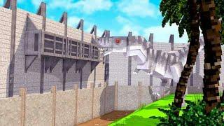 Minecraft: SUPER JAULA DE INDOMINUS REX ! - JURASSIC WORLD Ep.44 ‹ LOKI ›