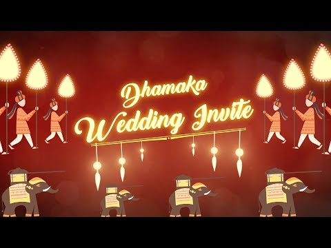 dhol-dhamaka-wedding-invite-|-punjabi-wedding-invitation-video-for-whatsapp-2019-vtsd053