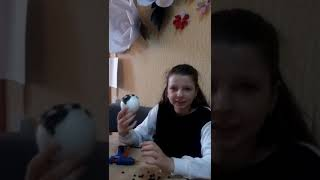 Бобові кульки, деталі творчих уроків