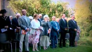 Royal Sussex Regiment Priez Monument Ceremony