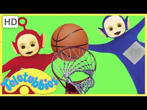 Teletubbies: Full Episode | Basketball | 210