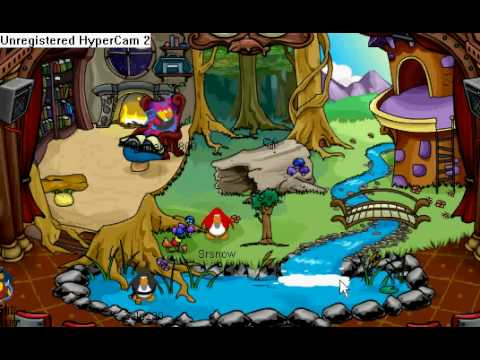Club Penguin New Pin,New Igloo Catalog Secrets December 2008 And New Play Secrets