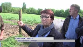 Agriculture : lancement des fermes ouvertes