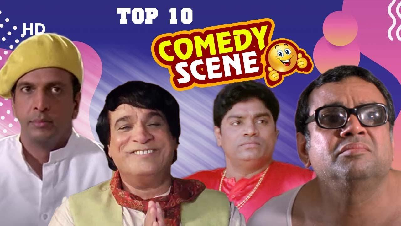 Top 10 Comedy Scenes | Paresh Rawal | Akshay Kumar Arshad Warsi | Johnny Lever | Rajpal Yadav