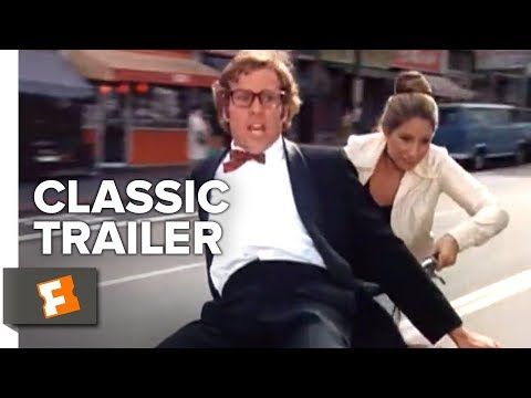 What's Up Doc? (1972) Official Trailer - Barbara Streisand Movie HD