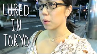 GETTING LURED IN TOKYO - August 03, 2016 -  ItsJudysLife Vlogs