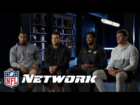 Defensive Ends/Linebackers: Game Changers Ep. 2 | 2017 NFL Draft | NFL Network