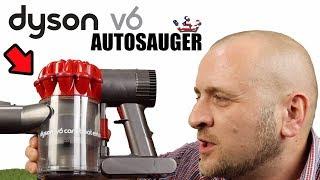 DER BESTE AUTO AKKU STAUBSAUGER - DYSON AUTO BOOT V6