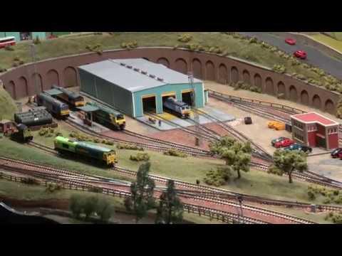 Model Rail Scotland 2018 - Part 4