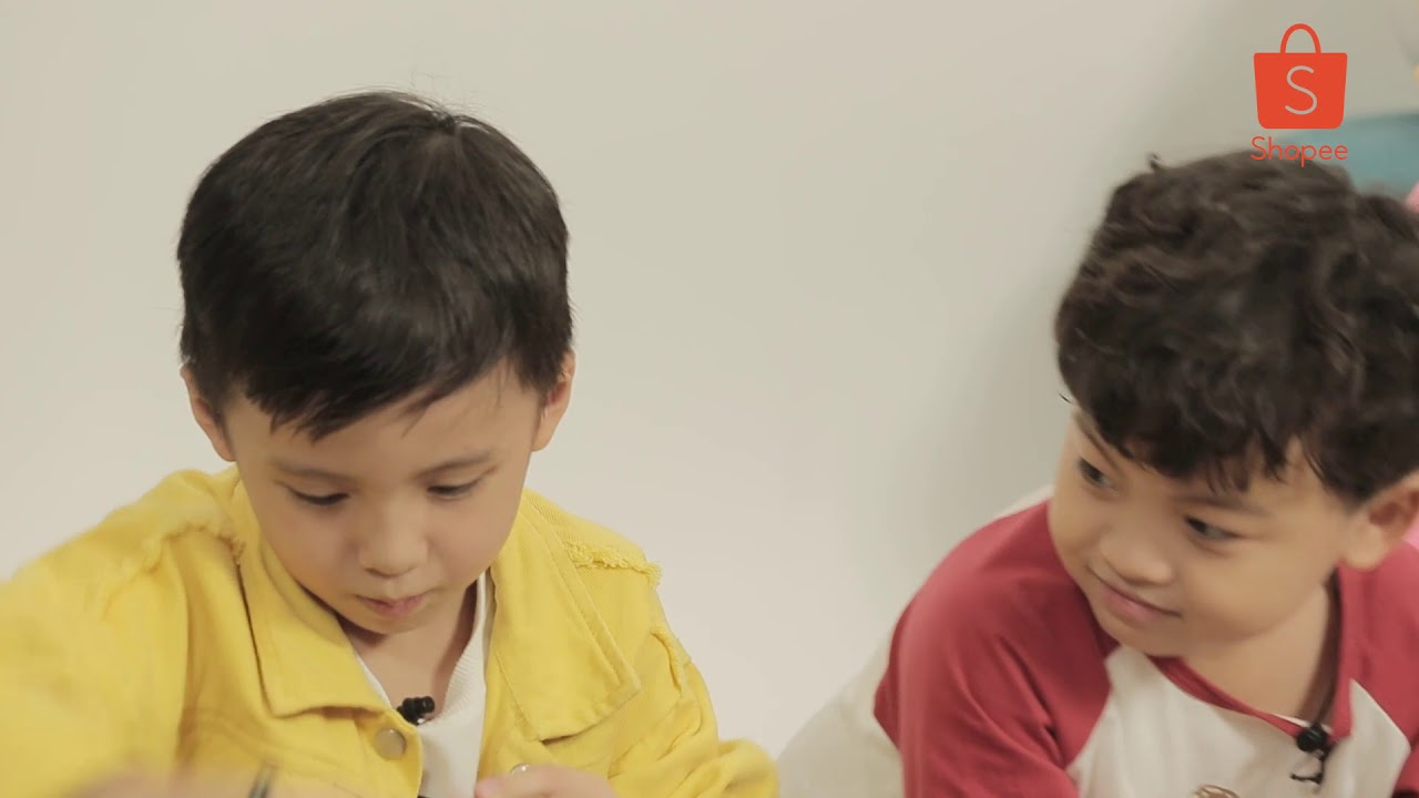 SIÊU NHÍ SHOPEE | Tập 1 - Cùng 2 Hot Boy Nhí Khải Huy & Nguyễn Khôi  Phá Đảo Vương Quốc Đồ Chơi