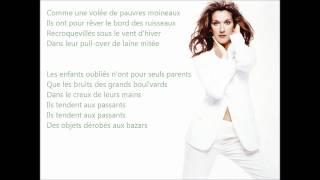 ♫ Les enfants oublies - Céline Dion [CHANTE NOEL]