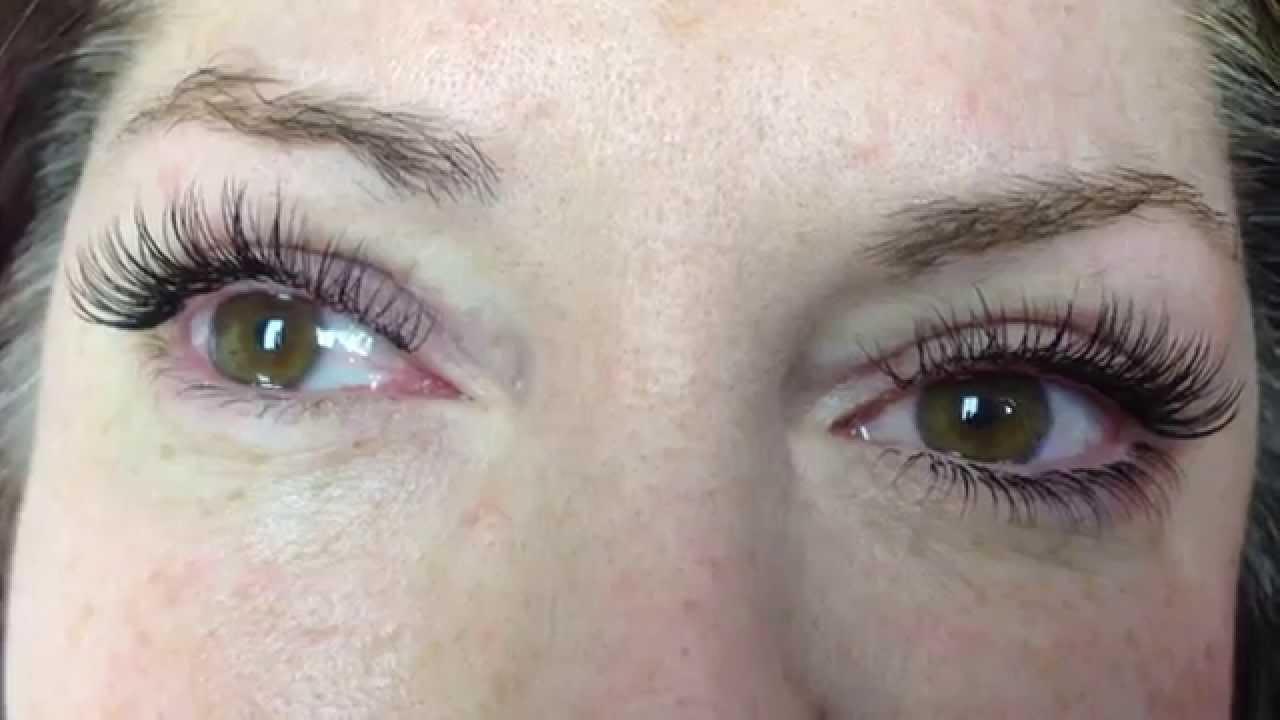 Eyelash Extensions Toronto Bottom Lashes Youtube