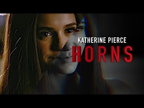 KATHERINE PIERCE — HORNS [8x16]