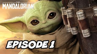 Star Wars The Mandalorian Season 2 Episode 1 - TOP 10 WTF and Easter Eggs