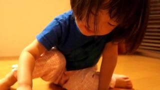 167 2歳3ヶ月赤ちゃん子供 おもちゃ増やしました toy 2years old baby kid child