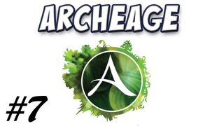 Yogscast - Archeage Beta, Part 7 - Big Boat Build