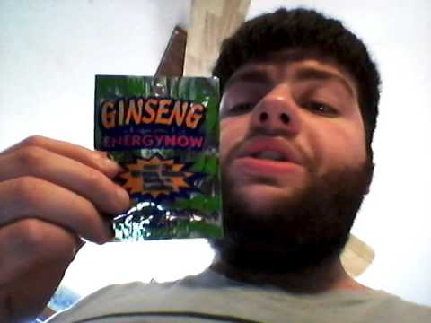 Deadcarpet Energy Drink Reviews - Ginseng EnergyNo
