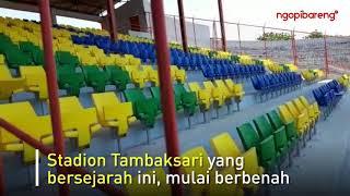 Download Video Gelora 10 November Berubah Jadi Warna-Warni MP3 3GP MP4