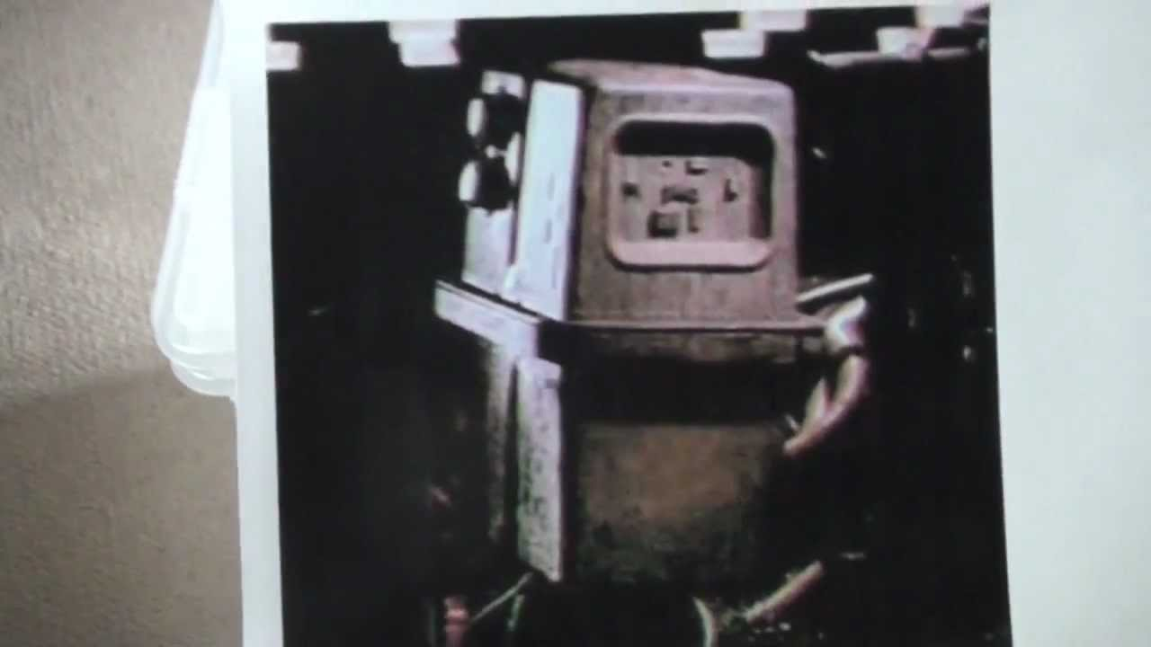 Star Wars Gonk Power Droid Costume Build Part 1