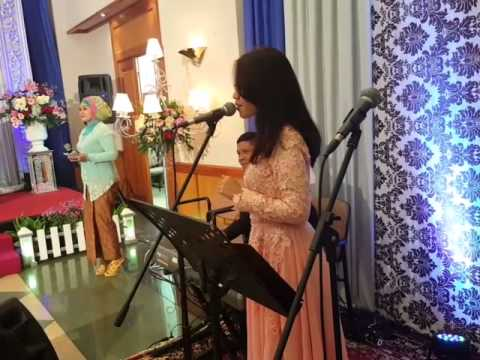 Lagu pop barat, organ tunggal POP WEDDING