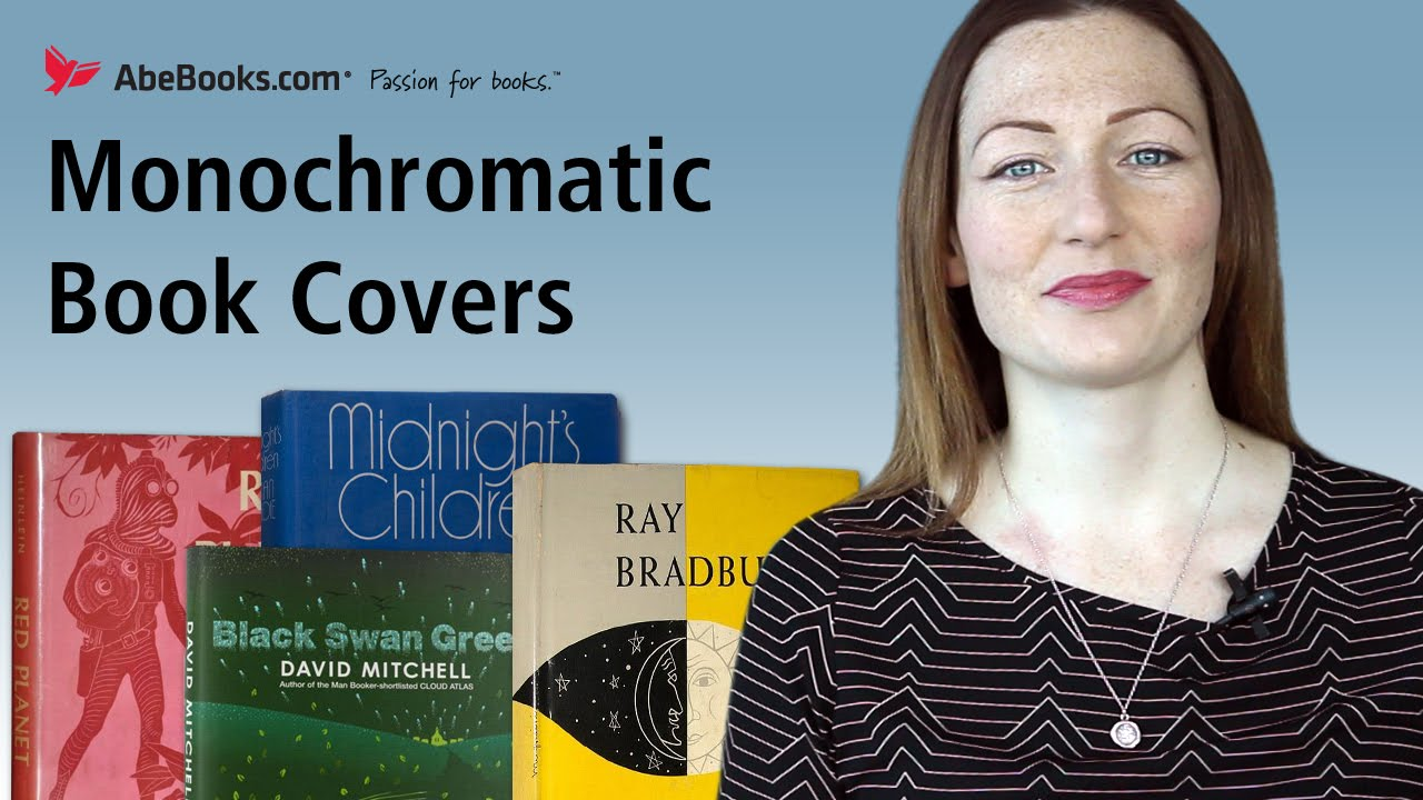 The Psychology of Book Cover Color - YouTube