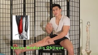 4 EXERCISES FOR KNEE REHABILITATION/ VMO