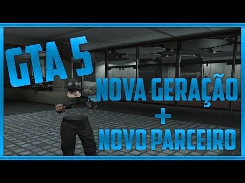 GTA 5 - Next Gen, Novo Parceiro!