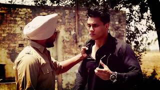 Chandigarh Police   Pretty Bhullar   ft.G Skillz   Rommy Grewal