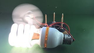 Free energy device generator magnet coil 100% | science technology project at home