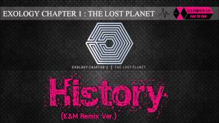 [EXO/2CD] 04. HISTORY [EXOLOGY CHAPTER 1: THE LOST PLANET]