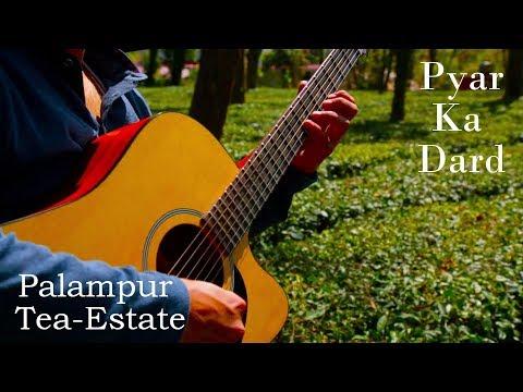 Pyar Ka Dard hai Meetha Meetha on Guitar Cover Instrumental Kapil Srivastava | Dard Movie Hema