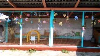 видео Идеи украшений для детской площадки своими руками: фото поделок
